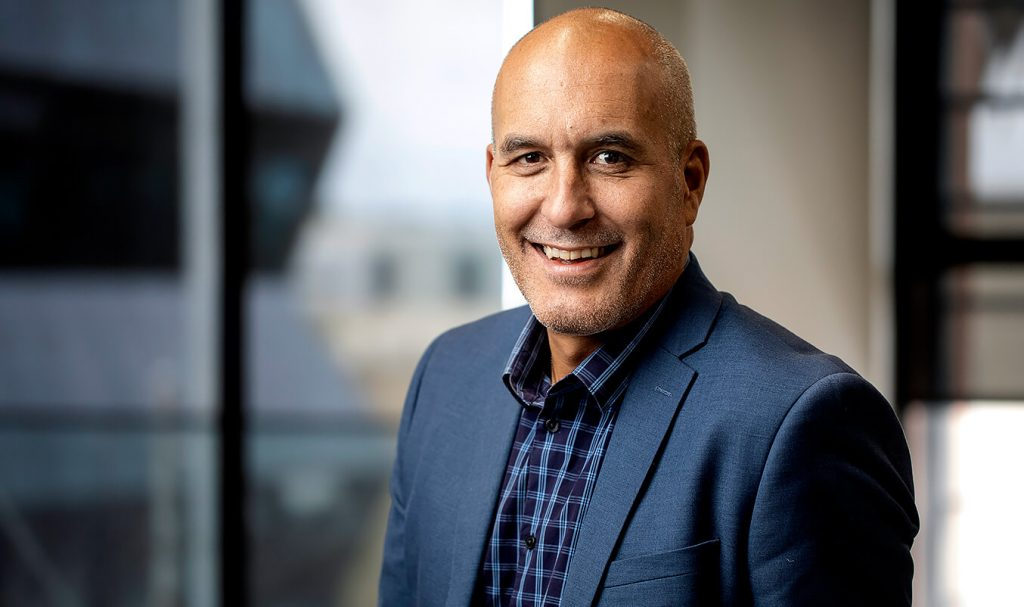 Andrew Colliver - Chief Risk Officer and Co-founder