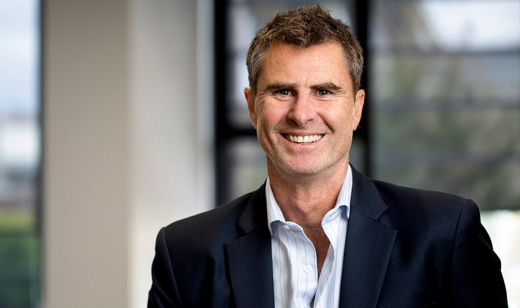 Guy Callaghan - Chief Executive Officer